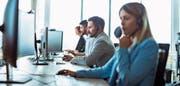 Call-Center-Agenten können nicht immer aushelfen. Das Wissen der Kunden hingegen bietet grosses Potenzial. (Bild: Getty)