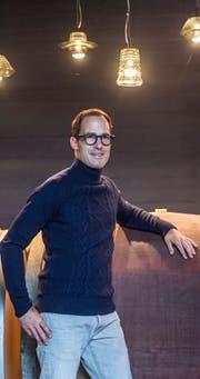 Johannes Meier, der glückliche Winzer vom Ottenberg, führt das Weingut in der achten Generation | St.Galler Tagblatt