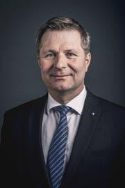 Bildungsdirektor Marcel Schwerzmann (parteilos). (Bild: Boris Bürgisser, Luzern 12. Februar 2019)
