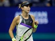 Belinda Bencic fehlt am WTA-Turnier in Moskau noch ein Sieg, um in den Final einzuziehen, was gleichbedeutend mit der Qualifikation für WTA-Finals wäre (Bild: KEYSTONE/FR110666 AP/ADAM HUNGER)