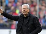 Für Lucien Favre und Borussia Dortmund lief bislang noch nicht alles nach Wunsch (Bild: KEYSTONE/EPA/ARMANDO BABANI)