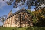 Die Dorfkirche im beschaulichen Örtchen Ruinerwold. (Bild: Keystone)