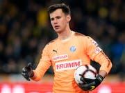 Neuer Job für den ehemaligen GC-Goalie: Heinz Lindner wechselt in die 2. Bundesliga zu Wehen Wiesbaden (Bild: KEYSTONE/ANTHONY ANEX)
