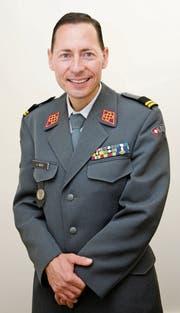 Oberstleutnant Josef Wüst, Chef Planung im Stab Einsatzunterstützung Landesregierung. (Bild: PD)
