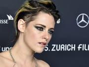 Kristen Stewart am Film Festival in Zürich. (Bild: KEYSTONE/EPA KEYSTONE/WALTER BIERI)