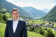 Mathias Zopfi (Grüne/GL) wird Ständerat. (Bild: Fridolin Walcher)
