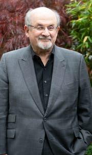 Salman Rushdie. (Bild: imago)