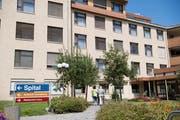 Das Spital Appenzell schreibt auch 2019 rote Zahlen. (Bild: Ralph Ribi)