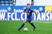 Otar Kakabadse im Heimspiel gegen Sion. (Bild: Martin Meienberger/freshfocus)