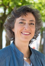 ALG-Ständeratskandidatin Tabea Zimmermann Gibson. (Bild: PD)