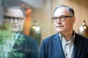 Die Milliardenübernahme von UPC ist vom Tisch: ein Debakel für Sunrise-Präsident Peter Kurer. (Bild: Christian Beutler/Keystone, Zürich-Oerlikon, 8. Juni 2016)