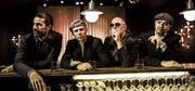 Die Gruppe Soul Departement tritt im Hotel Krone in Sarnen auf. (Bild: PD)