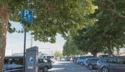 Das Gossauer Parkierungsreglement könnte schon bald erneut geändert werden. (Bild: Lisa Jenny, 9. August 2019)