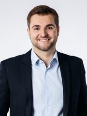 Gian Brun, Präsident Jungfreisinnige Kanton Zug. (Bild: PD)