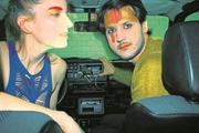 Das Duo Die Diebe: Lili Vanilly und Bujar Berisha. (Bild: PD)