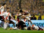 River Plate bietet sich erneut die Chance, die Copa Libertadores zu gewinnen (Bild: KEYSTONE/AP/NATACHA PISARENKO)
