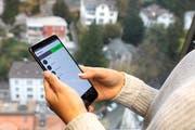 Mit dem City Messenger den Überblick über Einkaufs- und Unterhaltungsangebote in der Stadt St.Gallen behalten. (Bild: PD)