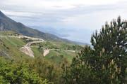 Thanas Gipfel auf Grat Karaburun Halbinsel (Quelle: Susi Schildknecht)