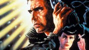 Das Motiv des Original-Kinoplakats zu «Blade Runner» aus dem Jahr 1982. (Bild: PD)