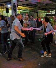 Tanzen zu Rock'n'Roll an der Oldies Disco: wie im dritten Frühling. (Bild: Michael Hug)