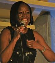 Alexia Gardner begeisterte das Publikum in der Wiler Tonhalle.Bild: Zita Meienhofer
