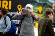 Impressionen der Zuger Messe 2019. (Bild: Maria Schmid, Zug, 25. Oktober 2019 )