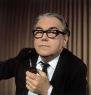 Max Frisch (1911-1991) (Foto: Keystone)