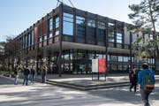 An der Hochschule für Technik Rapperswil sitzt das Rektorat der neuen Ostschweizer Fachhochschule. (Bild: Adriana Ortiz Cardozo)