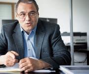 Stadtpräsident Wolfgang Giella beantragt mit seinem zweiten Budget eine Steuerfusssenkung.