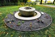 Die Gedenkskulptur für Sternenkinder wurde von Stefan Kreier gestaltet. (Bild: PD)