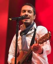 Toby Meyer singt Mundartlieder für den guten Zweck. (Bild: PD)
