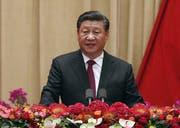 Mächtigster Chinese seit Mao: Xi Jinping. (Bild: Keystone)