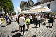 Das Luzerner Fest 2021 soll die Leute in der Stadt zusammenbringen. (Bild: Jakob Ineichen, 30. Juni 2018)
