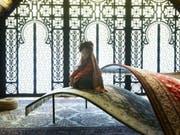 Im orientalischen Palast können Kinder Geschichten aus 1001 Nacht hören. (Bild: Schweizerisches Nationalmuseum)