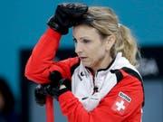 Skip Silvana Tirinzoni führt ihr Team weiterhin auf Topniveau (Bild: KEYSTONE/AP/NATACHA PISARENKO)