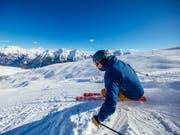 Davon träumen die Winter-Touristiker: Viel Schnee und tolles Wetter. (Bild: Martin Bissig / Keystone)
