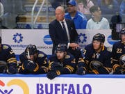 Ralph Krueger startete in Buffalo erfolgreich in seine Karriere als NHL-Headcoach (Bild: KEYSTONE/FR171450 AP/JEFFREY T. BARNES)