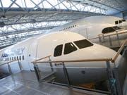 Der Flugzeugbauer Airbus erhält aus Indien einen der grössten Aufträge seiner Geschichte. (Bild: KEYSTONE/EPA/FREDERIC SCHEIBER)