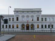Das Bundesstrafgericht in Bellinzona hat eine Beschwerde der Republik Tunesien abgewiesen. (Bild: KEYSTONE/TI-PRESS/TATIANA SCOLARI)