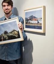 Atelierstipendium: Gabriel Kuhn hat Genua unter anderem mit der Kamera erkundet. (Bild: Donato Caspari)