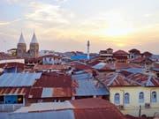 Blick über die Dächer von Stone Town. Bild: Getty Images
