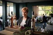Pächterin Hedi Schiess leitet das Restaurant Peter und Paul seit 1991. (Bild: Benjamin Manser)