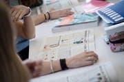Lehrlinge entscheiden sich im Kanton Luzern seltener für die Berufsmatura. Der Trend wird gemäss Prognosen des Bundes weitergehen. (Symbolbild: Pius Amrein)