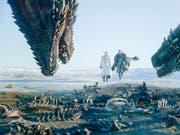 Die geplante neue HBO-TV-Serie zur Vorgeschichte von «Game of Thrones» soll «House of the Dragon» heissen. (Bild: KEYSTONE/AP HBO)