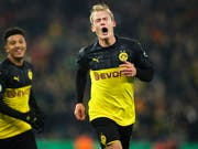 Julian Brandt war der Dortmunder Matchwinner (Bild: KEYSTONE/EPA/FRIEDEMANN VOGEL)