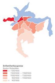 (Grafik: Eigenheimindex NKB)