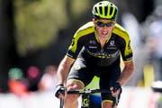 Bestreitet am 14.Juni sein letztes Rennen: Michael Albasini. (KEYSTONE/Jean-Christophe Bott)