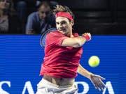 Roger Federer verzichtet auf einen Start am ATP Cup in Australien (Bild: KEYSTONE/ALEXANDRA WEY)