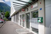 Das kantonale Steueramt in Stans. (Bild: PD)
