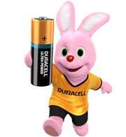 Duracell-Hase bekannt aus der Werbung: Er läuft und läuft und läuft - wie FCL-Profi Simon Grether. (Bild: Duracell)